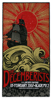 The Decemberists by Emek